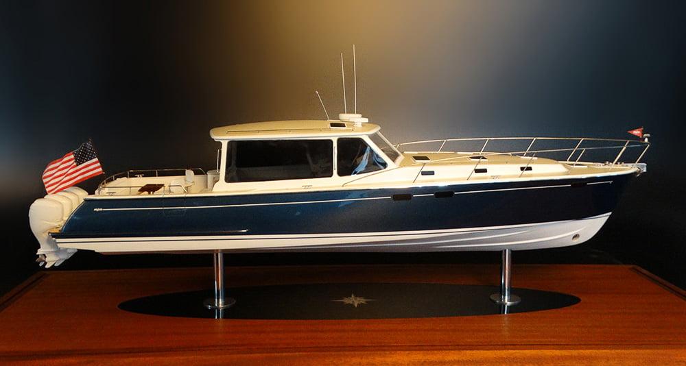 mjm boat model
