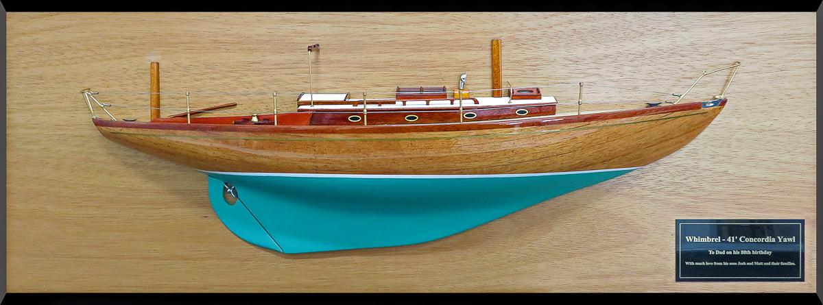 Seacraft Classics Half Hull